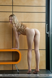 beautiful big tits nude babe carisha femjoy nudes