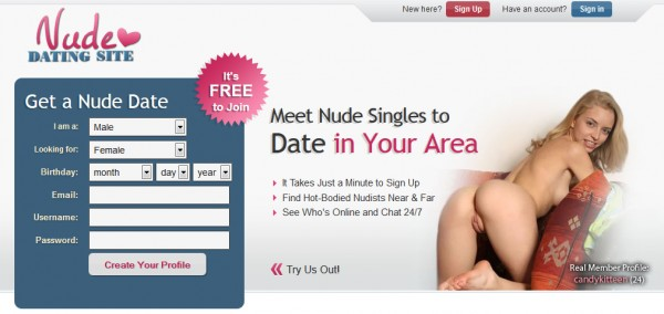 nudes dating site